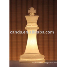 Porcelain Table Decoration Ceramic Electric Lamp