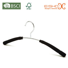 Metal Rubber Foam Hangers for Coat