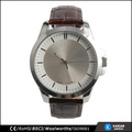 classic stainless steel watch with your logo customised men watches