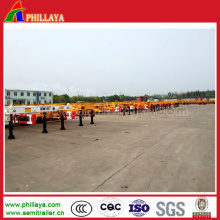 Skeleton Type Container Trailer for Container Transportation