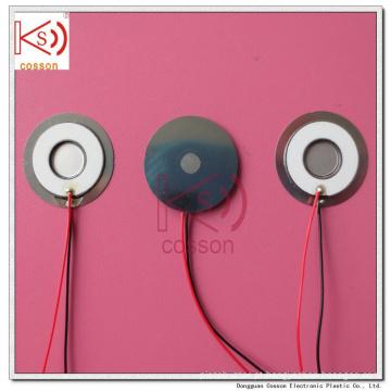 Folha de oscilação Micro 3-12V com umidificador de 20mm de umidificador de cerâmica
