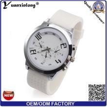 Yxl-183 новый дизайн большой Циферблат мужские часы больше времени случайные зоны, спортивные мужские часы военные Кварцевые часы