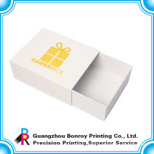 17 years professional handmade paper sliding box wholesale