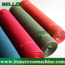 Maillage 3D lavable tissu Yoga PVC Mat