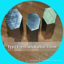 Acier inoxydable 304 ronde / barre hexagonale / tige