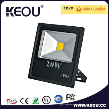 SMD2835 10W CREE LED Floodlight PF>0.9 with RoHS Saso