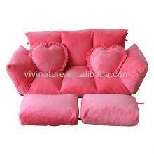 Wohnzimmer Beinlose Repel Wasser Komfortable Verstellbare Rückenlehne und Armlehne Sofa