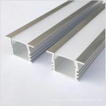 OEM Al6063 алюминиевый профиль для светодиодной ленты