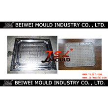 OEM Custom Injection Plastic PVC Car Mat Mould