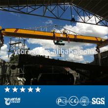 Prix de pont roulant monopoutre Overhead Crane 20 tonnes