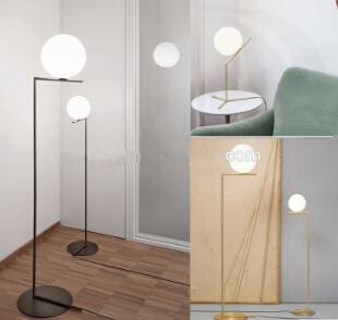 New design hotel floor lighting standing lamps
