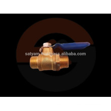 "Brass 1/4"" Male Ball Valve for Air Compressor, Power sprayer Pump"