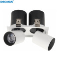 Adjustable LED Spotlight Flicker-free CRI90 LED down lights