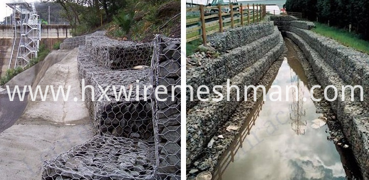 gabion application