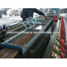 Bonne formulation, machine WPC
