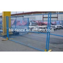 Panneaux amovibles de clôture de patrouille de clôture de fabrication / périmètre