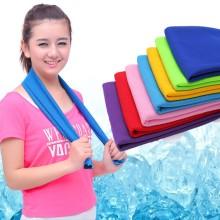 Eis kühlen Sport Handtuch