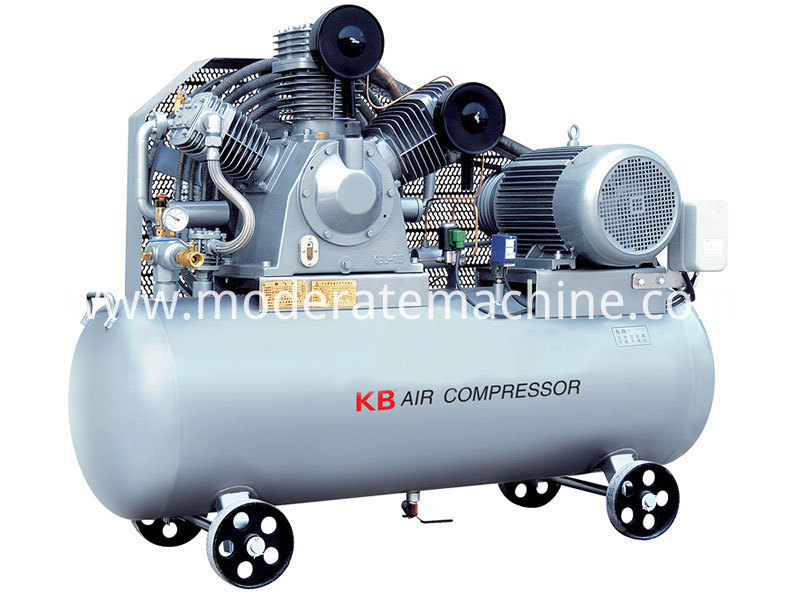 Kaishan Portable Piston Air Compressor 500 Liter