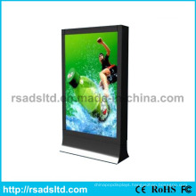 Fashion Scrolling Rotating LED Picture Frame Light Box