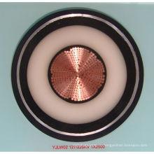 0.6 / 1KV Низкое напряжение XLPE изолированный силовой кабель низкого напряжения силовой кабель