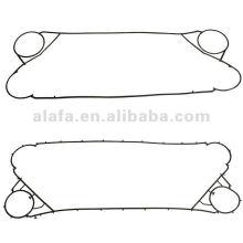 pegamento de juntas para intercambiadores de calor, piezas de repuesto para alfa laval
