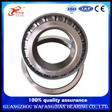 Marca de cliente Rodamiento de rodillos cónicos de acero cromado 32218