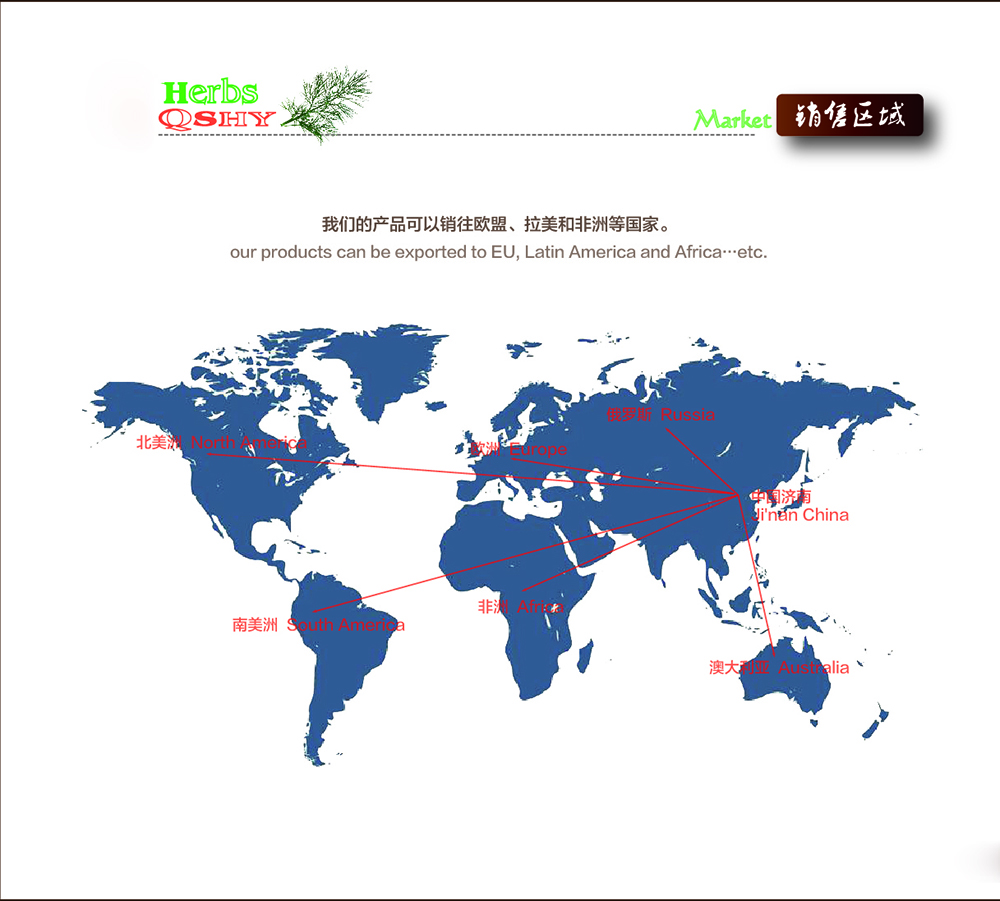 Herbs Series Product