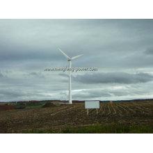 China Lieferanten 100KW Pitch gesteuert hohe Effizienz Windgenerator für Verkauf