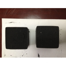 Pure honeycomb active carbon for air filter