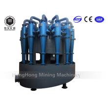 Maquinaria de minería Gold Ciclone Clasificador Hydrocyclone