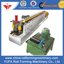 Colour steel metal roof tile making machine