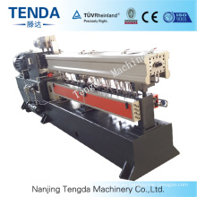 Twin Screw Extruder Used on Process Materials