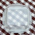 Especiarias de qualidade alimentar recipiente de armazenamento de alimentos de vidro China atacado