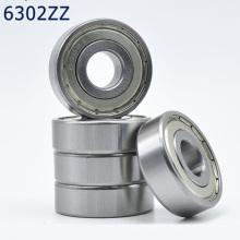 Deep Groove Ball Bearing Miniature Bearing with Shield 6302zz
