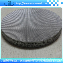 Sintered Mesh with Even and Reliable Filtration Precision