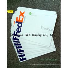 FedEx Express File Box, Paper Express Envelope Bag (B & C-J005)
