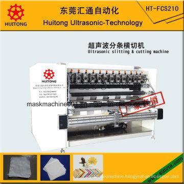 Ultrasonic Slitting and Cutting Machine