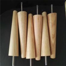 patas de la mesa de centro de madera