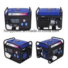 Generadores portátiles de gasolina 2kVA-6kVA Hy2500A