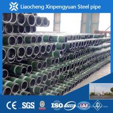 Carbon Steel ERW Schedule 40 Galvanisierter Stahlrohr