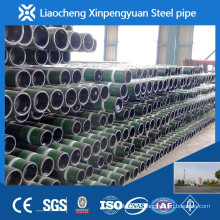 Chinese high quality ASTM A-53 gradeB seamless steel pipe/tube