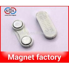 titulaire de badges magnétiques
