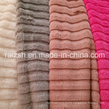 Supply Cut Strips PV Fleece, PV Velvet Flower Brushed