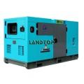 Поставка бесшумного дизельного генератора 30 кВт с дизельным генератором