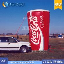 PVC gigante de publicidad Globo de aire Productos inflables Replica Models