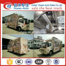Manufacturer Mobile coffee food van