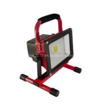 20W Portable LED Flood Light Outdoor IP65 imperméable à l'eau