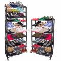 Neue 7 bis 10 Reihe Schuhregale Speicher Veranstalter stehen Regal paar Schuhe Regal