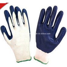 Luvas de nitrilo / Luvas de trabalho / Luvas de construção / Luvas de indústria-59