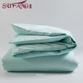 Luxury 5 star hotel Factory Directly High 100%cotton 60s/40s/80s Plain coloured suite